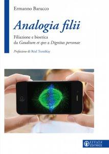 Copertina di 'Analogia filii'