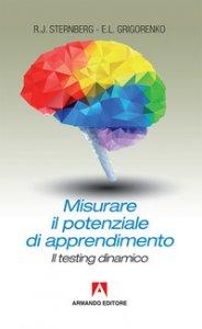 Copertina di 'Misurare il potenziale di apprendimento. Il testing dinamico'