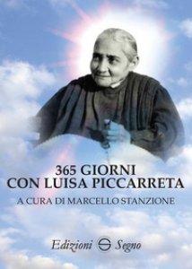 Copertina di '365 giorni con Luisa Piccarreta'
