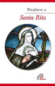 Copertina di 'Preghiere a santa Rita'