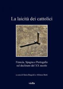 Copertina di 'La laicità dei cattolici'