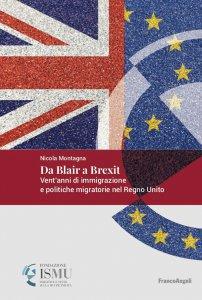 Copertina di 'Da Blair a Brexit'