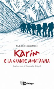 Copertina di 'Karim e la grande montagna'