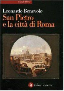 Copertina di 'San Pietro e la città di Roma'