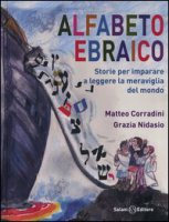 Alfabeto ebraico - Corradini Matteo, Nidasio Grazia