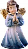 Statuina dell'angioletto che prega, linea da 10 cm, in legno dipinto a mano, collezione Angeli Sissi - Demetz Deur