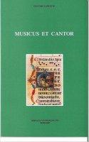 Musicus et cantor - Giacomo Baroffio