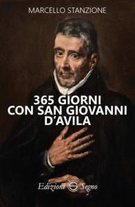 Copertina di '365 giorni con san Giovanni D'Avila'