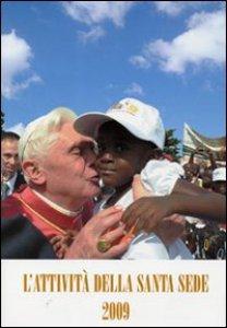Copertina di 'L' attività della Santa Sede 2009'