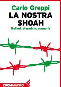 Copertina di 'La nostra Shoah'