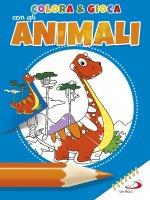 Colora e gioca con gli animali