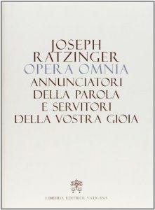 Copertina di 'Opera omnia di Joseph Ratzinger Vol.12'