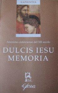 Copertina di 'Dulcis Iesu memoria'