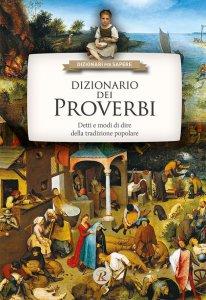 Copertina di 'Dizionario dei proverbi'