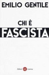 Copertina di 'Chi è fascista'
