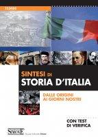 Sintesi di Storia d'Italia - Dalle origini ai giorni nostri - Redazioni Edizioni Simone