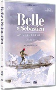 Copertina di 'Belle & Sebastien. Amici per sempre'