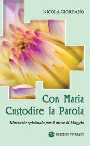 Copertina di 'Con Maria Custodire la Parola'
