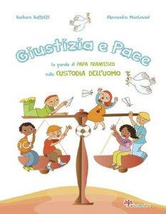 Copertina di 'Giustizia e pace'