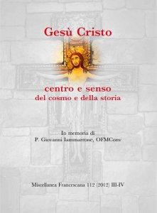 Copertina di 'Cristologia e storia. Riflessioni su Gesù Cristo nel Nuovo Testamento'