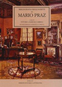 Copertina di 'Bibliografia degli scritti di Mario Praz'