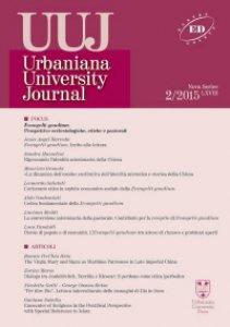 Copertina di 'Urbaniana University Journal. ED 2/2015 LXVIII. Focus: Evangelii gaudium. Prospettive ecclesiologiche, etiche e pastorali.'