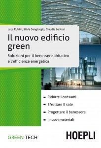 Copertina di 'Il nuovo edificio green'