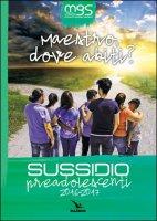 Maestro, dove abiti? Con te o senza te #non� astessacosa - Movimento Giovanile Salesiano Italia