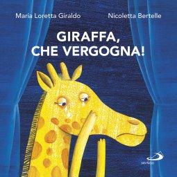 Copertina di 'Giraffa, che vergogna!'