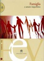 Famiglia e amore imperfetto - Pontificio Consiglio per la Famiglia
