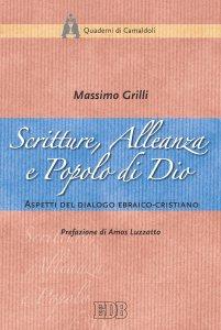 Copertina di 'Scritture, Alleanza e Popolo di Dio'
