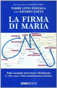 Copertina di 'La firma di Maria'