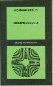 Copertina di 'Metapsicologia'