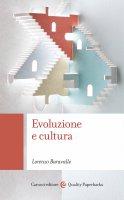 Evoluzione e cultura - Lorenzo Baravalle
