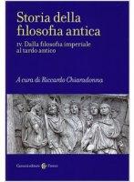 Storia della filosofia antica - Riccardo Chiaradonna