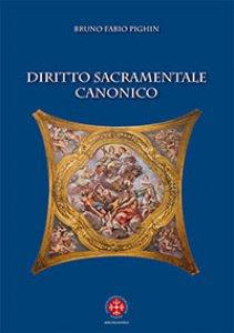 Copertina di 'Diritto sacramentale canonico'