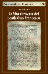 Copertina di 'La Vita ritrovata del beatissimo Francesco'