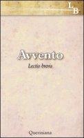 Avvento - Lectio brevis