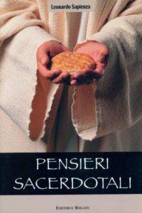 Copertina di 'Pensieri sacerdotali'