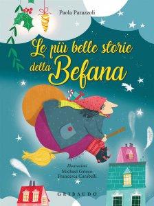 Copertina di 'Le più belle storie della befana'