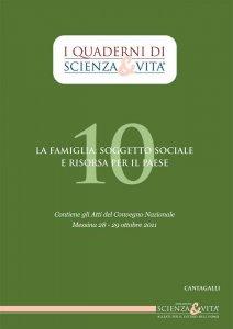 Copertina di 'I Quaderni di Scienza & Vita'