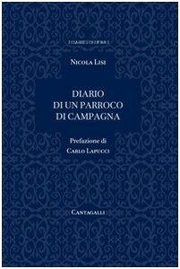 Copertina di 'Diario di un parroco di campagna'