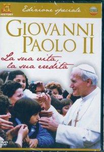 Copertina di 'Giovanni Paolo II - La sua vita, la sua eredità'