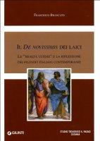 Il De novissimis dei laici. Le «realtà ultime» e la riflessione dei filosofi italiani contemporanei - Brancato Francesco