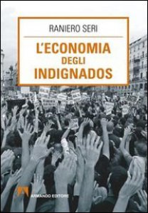 Copertina di 'L' economia degli indignados'
