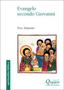 Copertina di 'Evangelo secondo Giovanni'