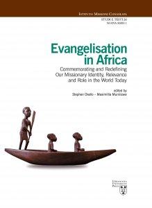 Copertina di 'Evangelisation in Africa'