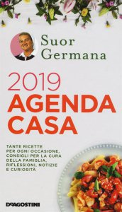 Copertina di 'L' agenda casa di suor Germana 2019'