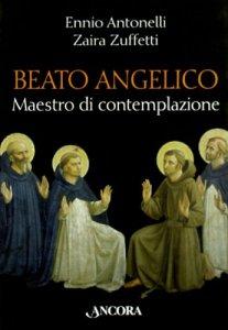 Copertina di 'Beato Angelico maestro di contemplazione'