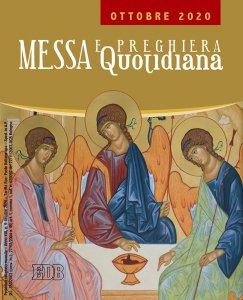 Copertina di 'Messa e preghiera quotidiana. Ottobre 2020'